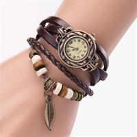 Bohemian Inspired Wrap Watch