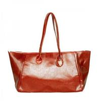 Bright Red Leatherette