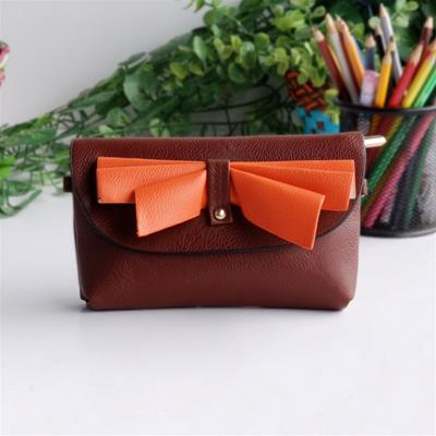 Chocolate Brown Mini Bag